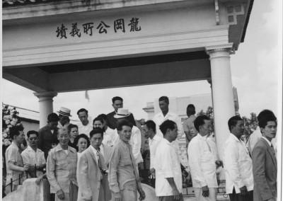 Long Gang Gong Ting Yi Memorial